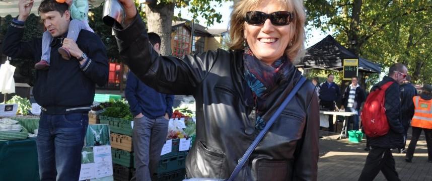West Hampstead Farmers' Market 4