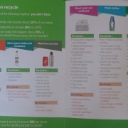 Recyclingleaflet