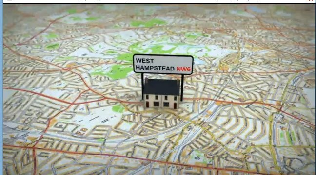 Location_WestHamspteadmap