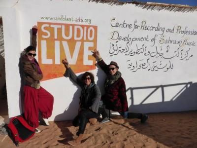 Sandblast's Studio Live project