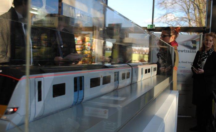 Thameslink model