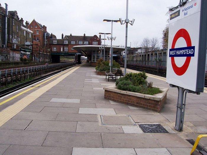 westhampsteadstationplatform