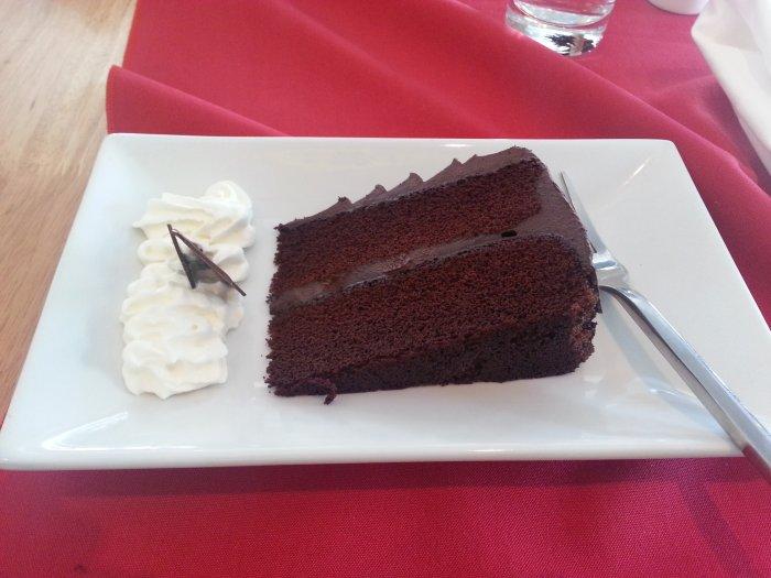 Tuttobene cake