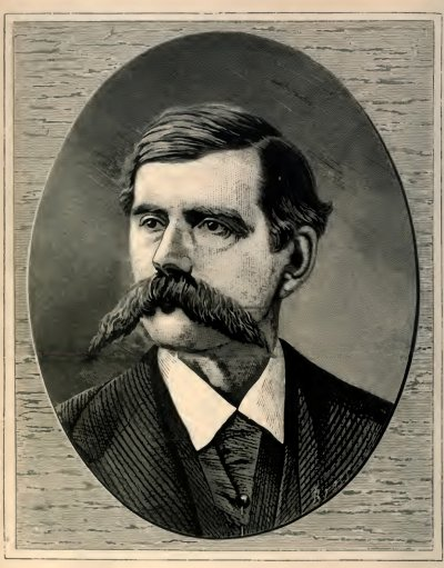 Arthur Pember and His Incredible Moustache