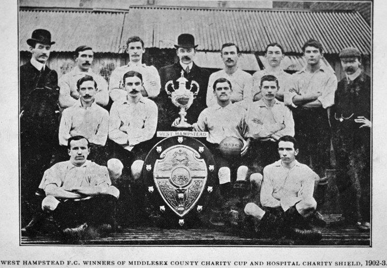 West Hampstead Life | West Hampstead's astonishing football
