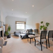 Crediton Hill Living Room