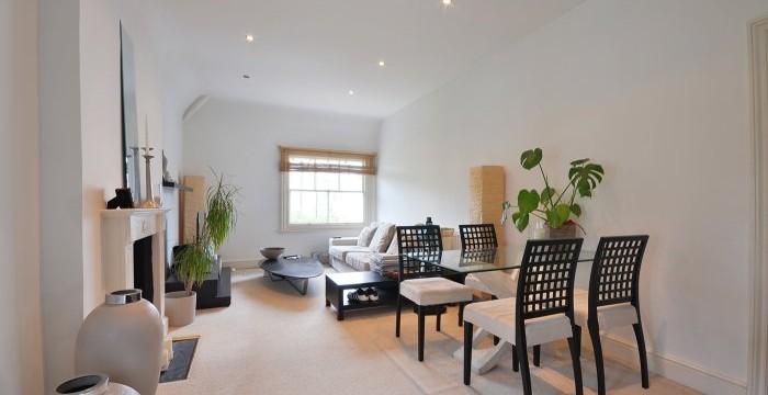 Crediton Hill Living Room