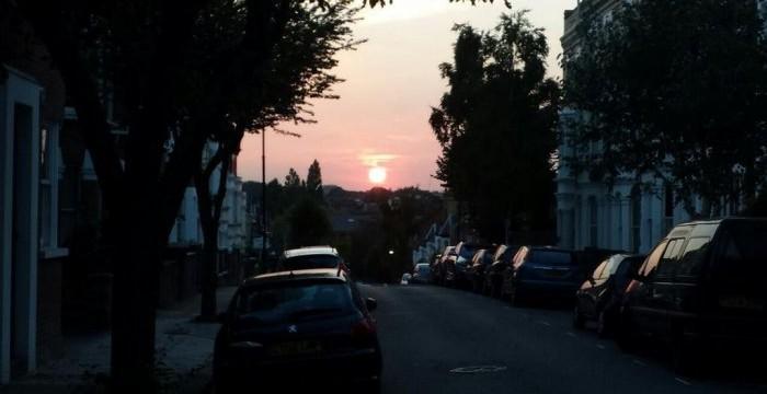 Dynham Sunset via @damawa42