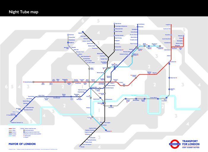 Map from http://www.tfl.gov.uk/