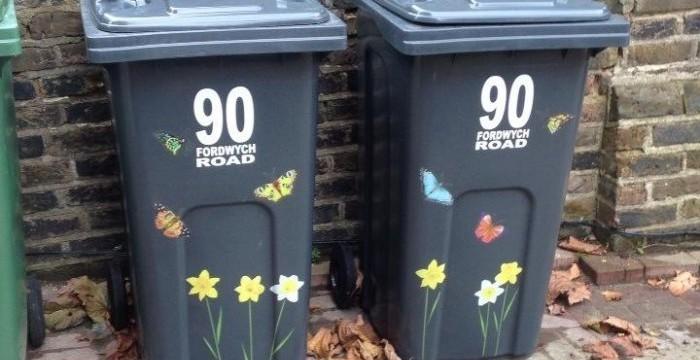 Pimp my bins via @HandyAndyNW6