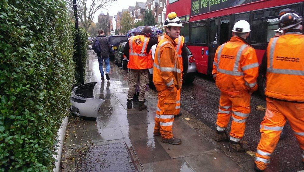 Broadhurst rail replacement bus crash_4