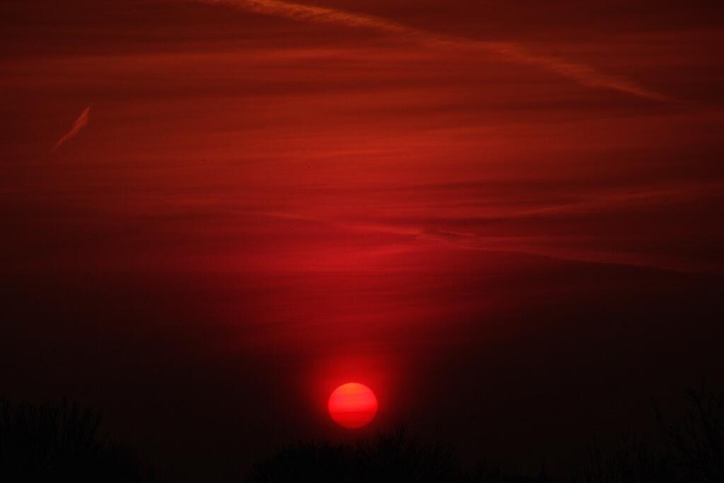 West Hampstead sunrise