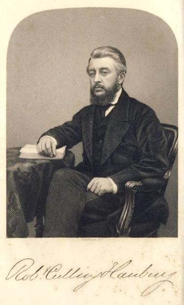 Robert Culling Hanbury