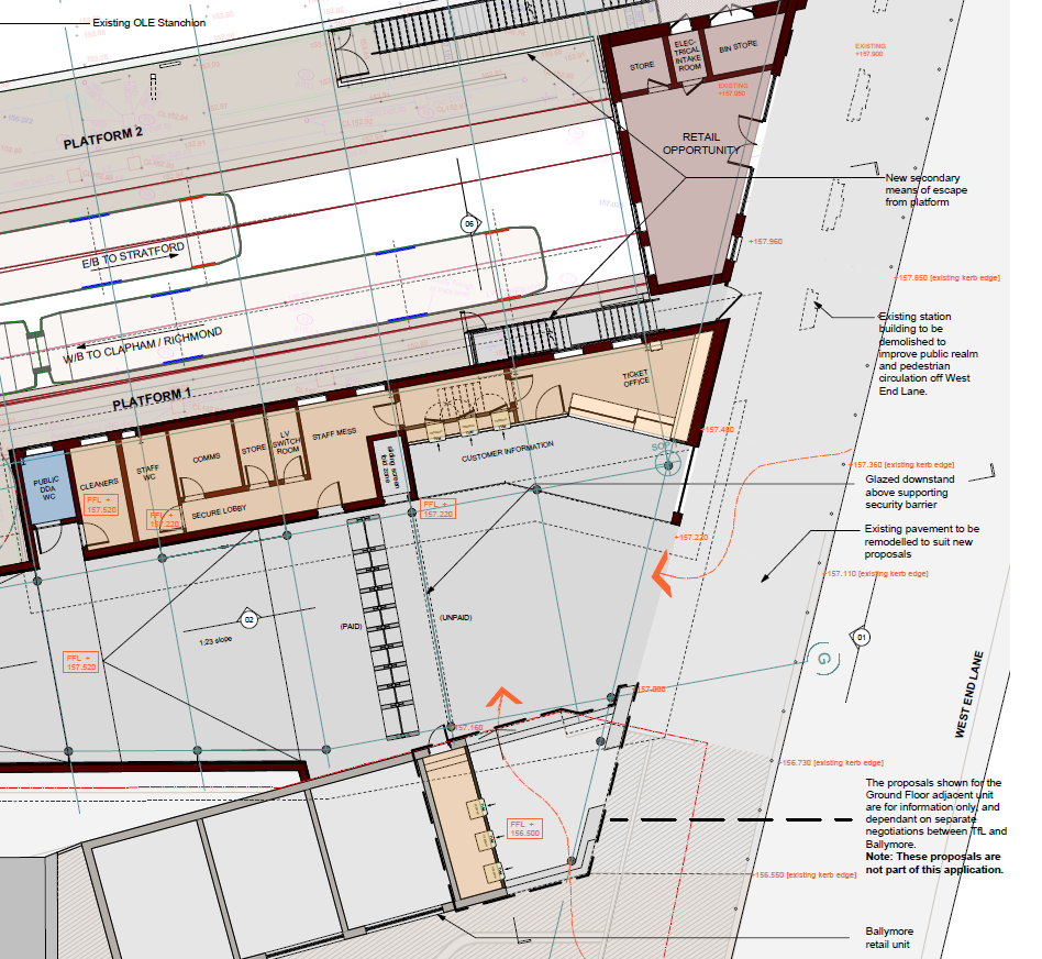 Part of plan - click for larger version