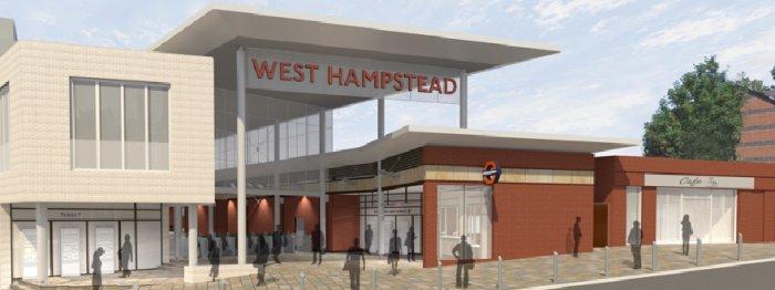 West Hampstead Overground station