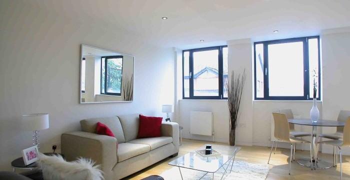 West End Lane_living room