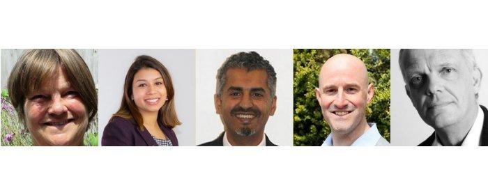 Hampstead & Kilburn 2015 Candidates