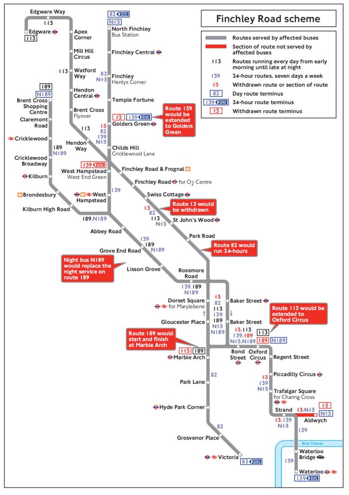 TfL Bus consultation