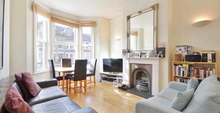 Gladys Road Living Room