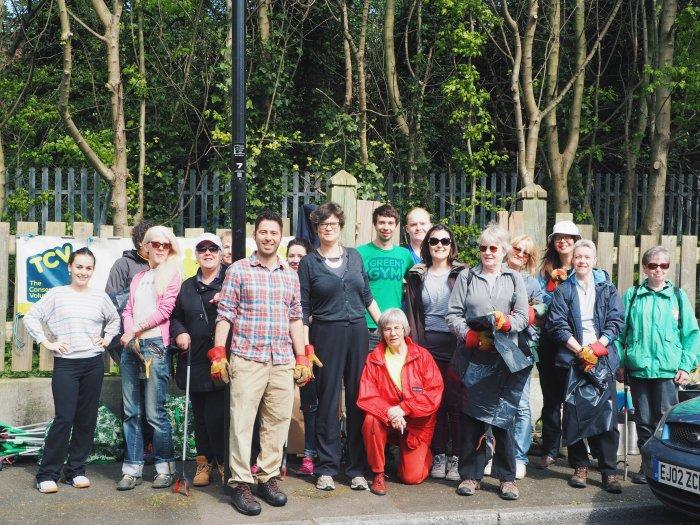 Netherwood St Group Photo