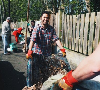 "Phil Rosenberg: ""being knee deep in muck is the best thing I've been able to do"""