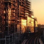 Ballymore construction via @LondonPhoton