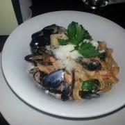 mussels tagliatelle BLK