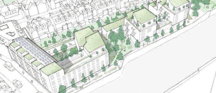A2Dominion 156 West End Lane _ preliminary plan_ft