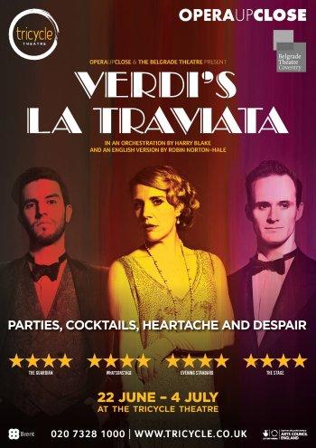 Verdi's La Traviata_poster