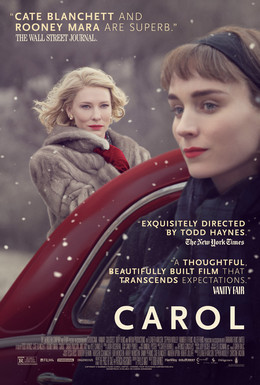 NW6 Film Club: Carol @ Tricycle Cinema | London | United Kingdom