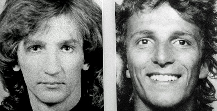 David Martin on the left and Stephen Waldorf on the right