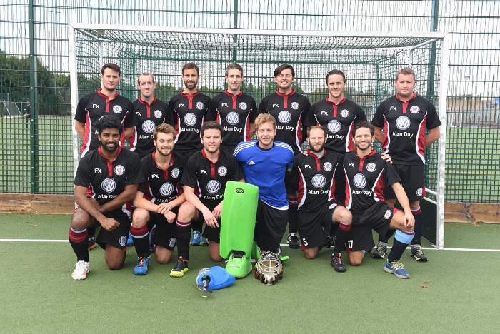 WHHC 1s team in their new kit!