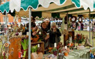 Ho ho ho - it's nearly that time of year again.  Image: Xmas Market