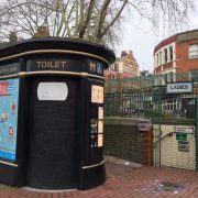 West End Green's pay as you go and underground toilets - set to close?