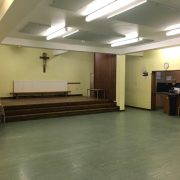 St. James Church Hall  - they pretty much all look the same!
