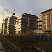 And 198 new flats at West Hampstead Square