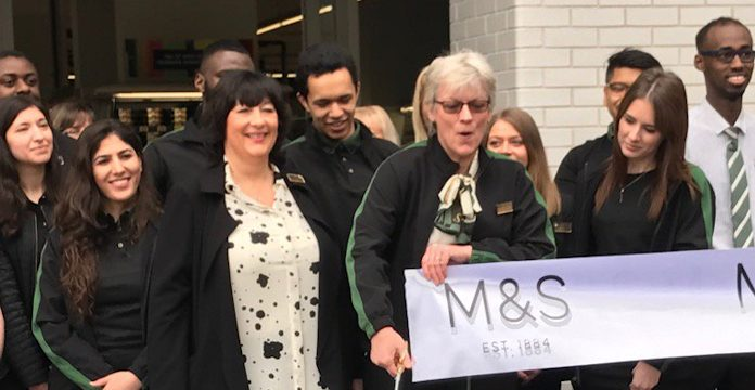 West Hampstead M&S opening