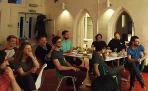 Fundraising SOUP @ Camden Hub @ Camden Hub,  | England | United Kingdom