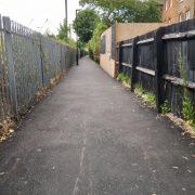 Black Path renewed - no need to duck!