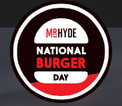 National... Burger Day! @ All over the UK